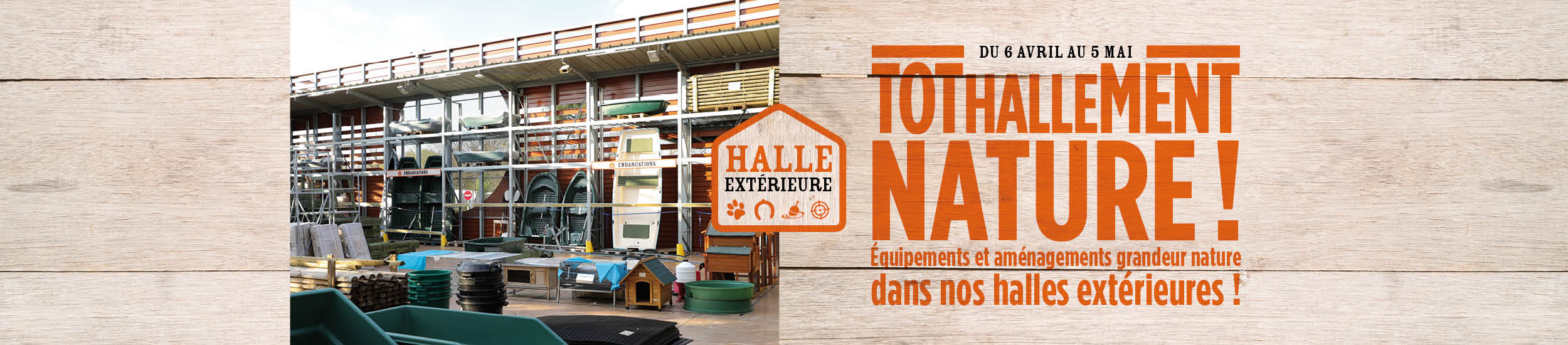 Tot-HALLE-ment nature !